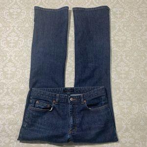 Banana Republic bootcut jeans size 8 regular